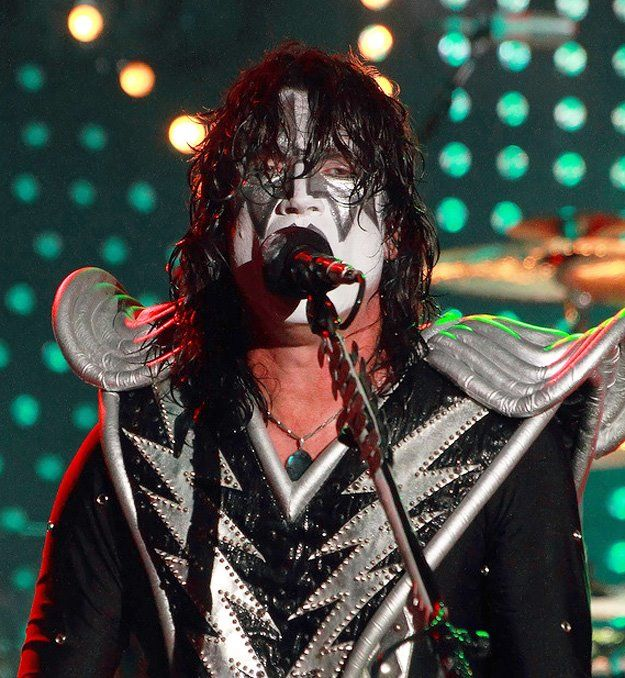 Kiss Tommy Thayer Makeup: The 96 Best Tommy Thayer Images On Pinterest