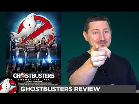 Ghostbusters Review - YouTube