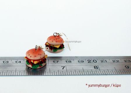 YummyBurger    #fashion #design #miniature #food #art #miniaturefoodart #polymerclay #clay #minyatur #polimerkil #kil #nutella #tasarim #taki #sanat #moda #sokak #tutorial #yummykupe #mold #kalip #nasil #bileklik #kolye #kupe #yuzuk #aksesuar #kadin #ring #earring #accesorie #necklace #hamburger #mcdonalds #burgerking #burger
