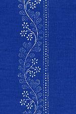 Megrendelem Kékfestő magyar kék nyomtatott szövet