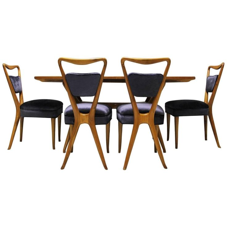 17 Best ideas about Mid Century Modern Dining Room on  : c6daa15c234b42ba6c44bc2b17a3c0b4 from www.pinterest.com size 736 x 736 jpeg 36kB