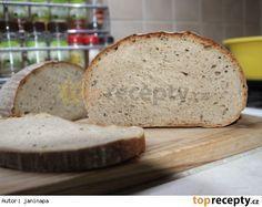 Kváskový chléb podle Jany