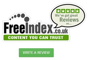Independent Customer Review on FreeIndex