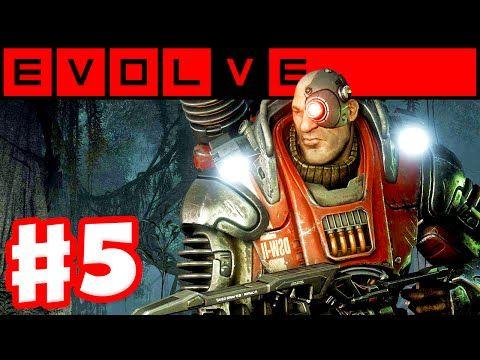Evolve - Gameplay Walkthrough Part 5 - Markov Assault Multiplayer! (Evolve PC Gameplay) - YouTube