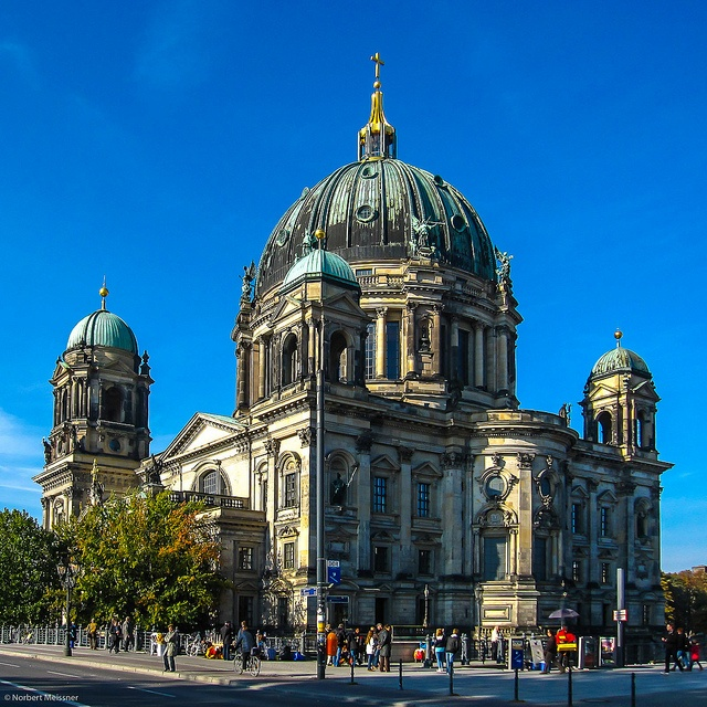 Cathedral of Berlin, Germany