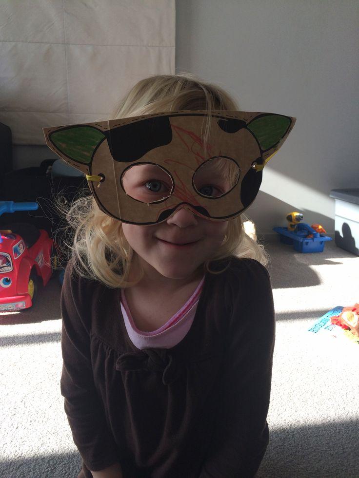 layla, age 3
