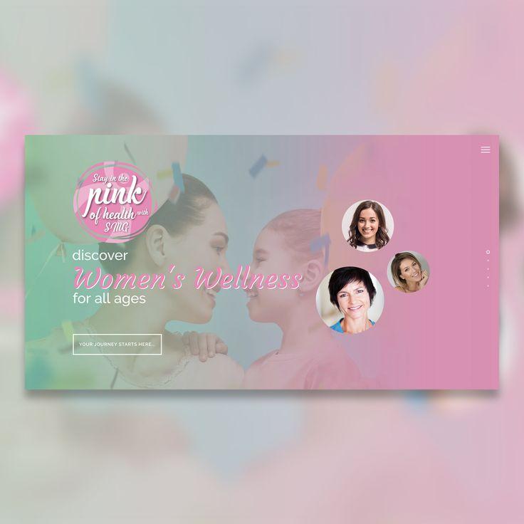 Pink of Health Website Development #inpixelhaus #responsivedesign #creativeagency #webdeveloper #webdesign #sgbusiness #localbusiness #singapore