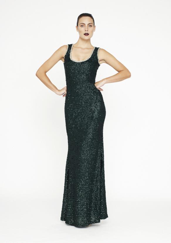 Rachel Gilbert Mia Gown