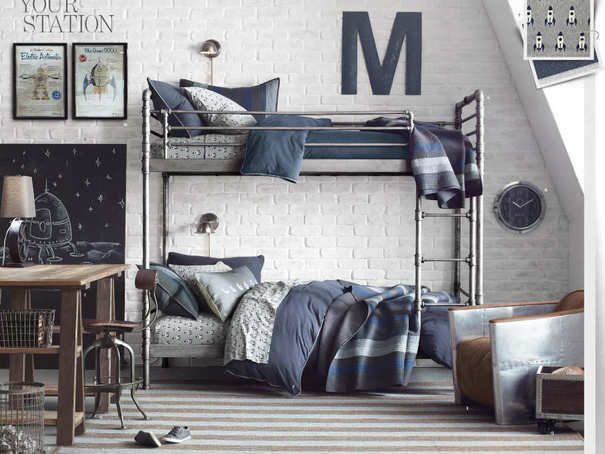 eclectic bedroom design ideas for a modern home - Etagenbetten Fr Teenager Jungen