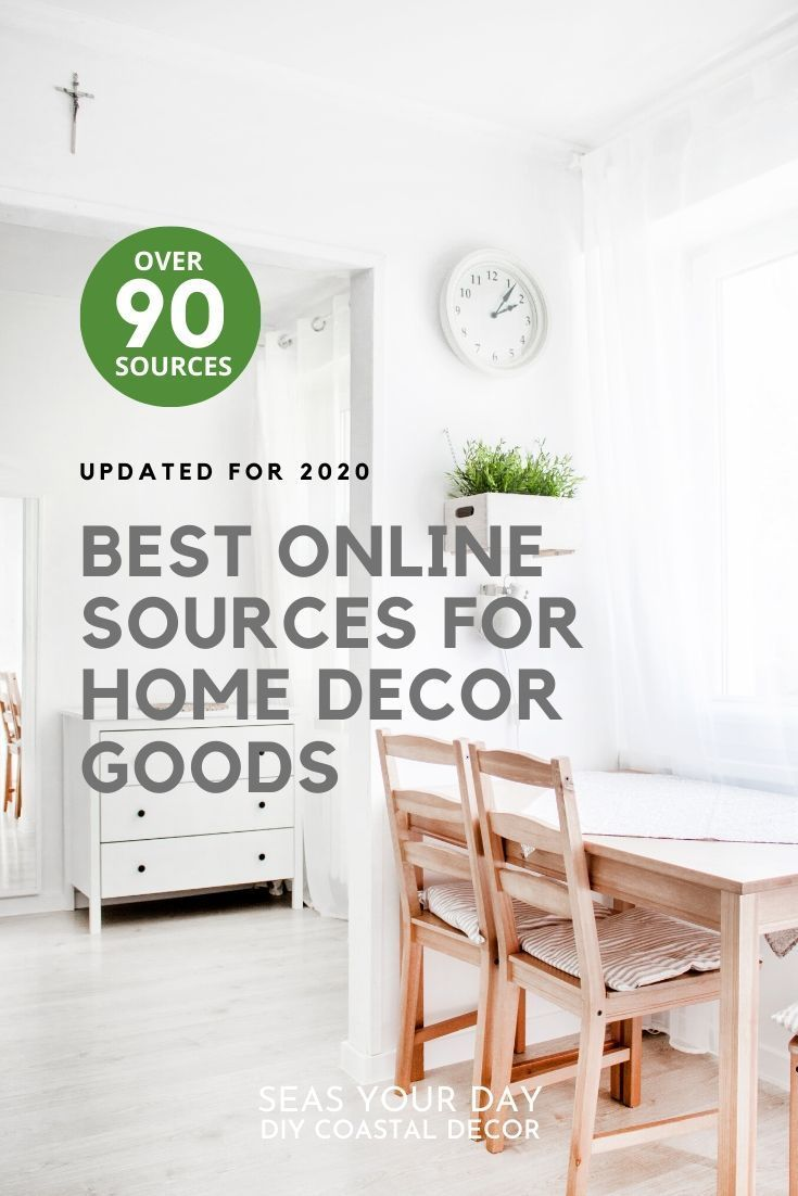 Coastal And Beach Decor Sales And Discounts In 2020 Home Decor