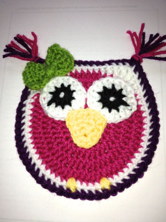 1000+ images about Crochet owls on Pinterest | Crochet ...