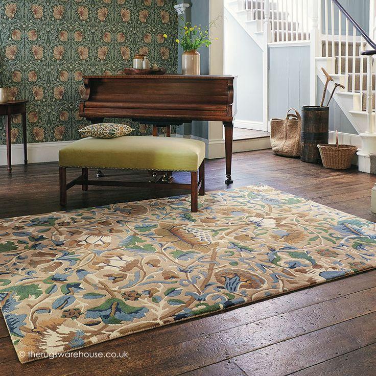 Lodden Manillia Rugs Morris Co Modern
