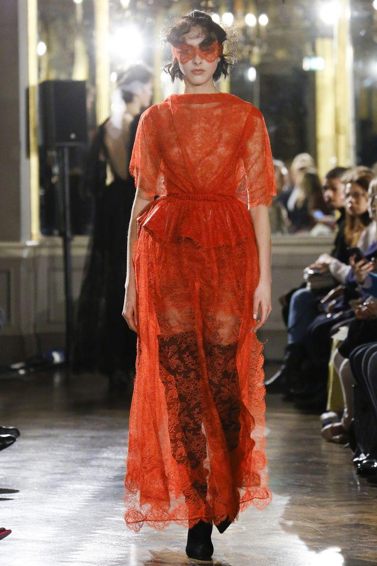 Emilio de la Morena Fall 2016 Ready-to-Wear Collection Photos - Vogue