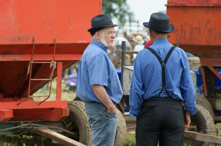 Amish Suspenders