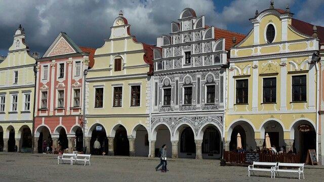 Telč (UNESCO World Heritage)