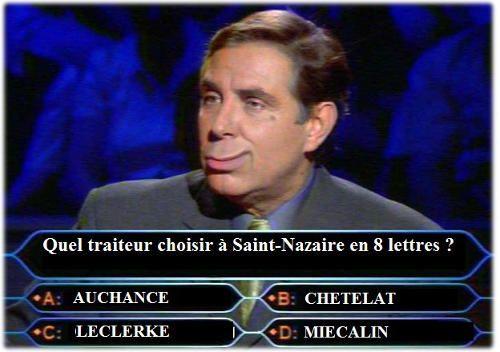 Trouver un traiteur à Saint-Nazaire en 8 lettres