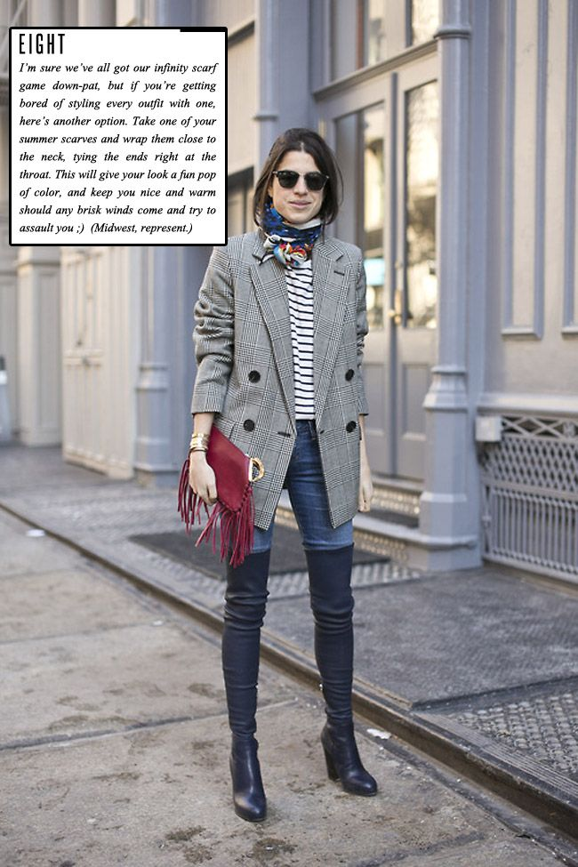 Layering 101: 9 Ways to Fight Winter Boredom with Layers