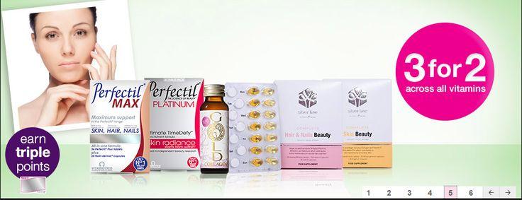 Offer Banner from Superdrug #Web #Banner #Digital #Online #Marketing #Beauty #Offer