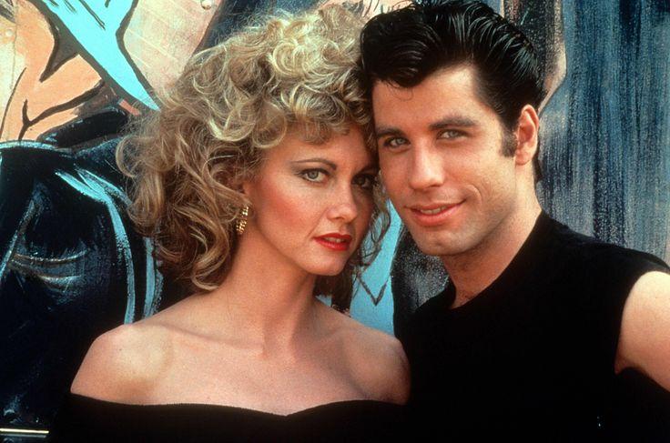 """Es scheint tatsächlich Pläne zu geben für eine """"Grease""""-Reunion des Leinwandpaars Olivia Newton-John und John Travolta."""