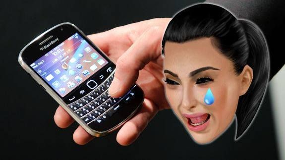 Kim Kardashian is freaking out because there are no more BlackBerry Bolds left on eBay -> http://mashable.com/2016/08/03/kim-kardashian-blackberry-bold-sad/   Dark times for Kim Kardashian West.  It's well-documented that Kardashian loves her BlackBerry Bold phones. You know the phones with the physical keyboards running the older version of BlackBerry OS the same ones the iPhone and Android killed and nobody but corporate suits use.  Yeah that phone.   On Wednesday Kardashian tweeted out…