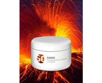 Sorge is a gift of the volcano Stromboli, that generates the pumice stone in his burning heart. - See more at: http://www.bravoitalia.com/healthandbeauty/sorge-50-ml-jar.html#sthash.ov7XWaFP.dpuf