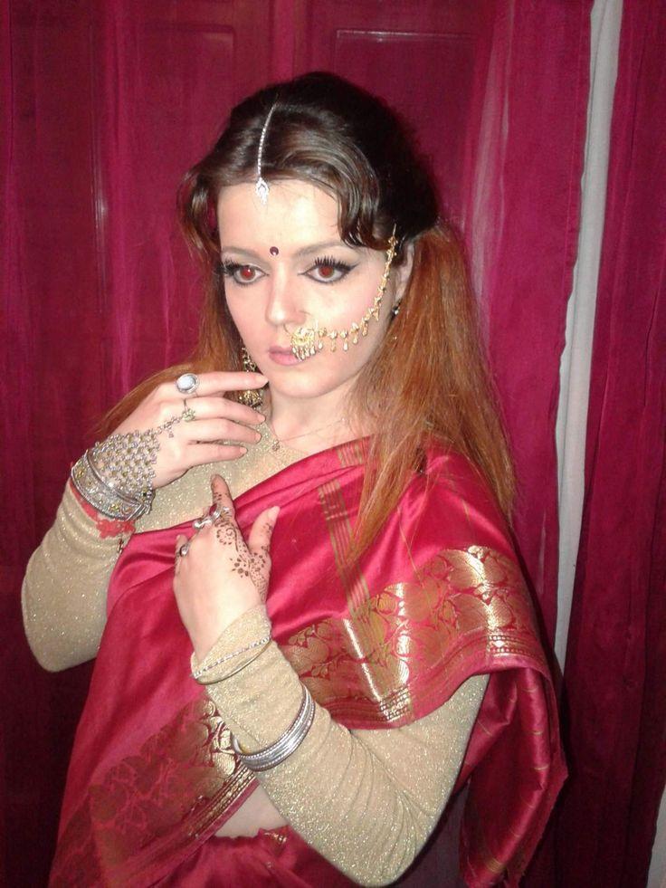Ινδια india  henna maskaret