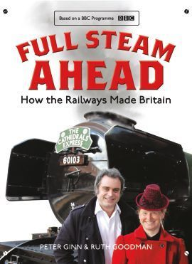 Full Steam Ahead - Hardback - 9780008194314 - Peter Ginn
