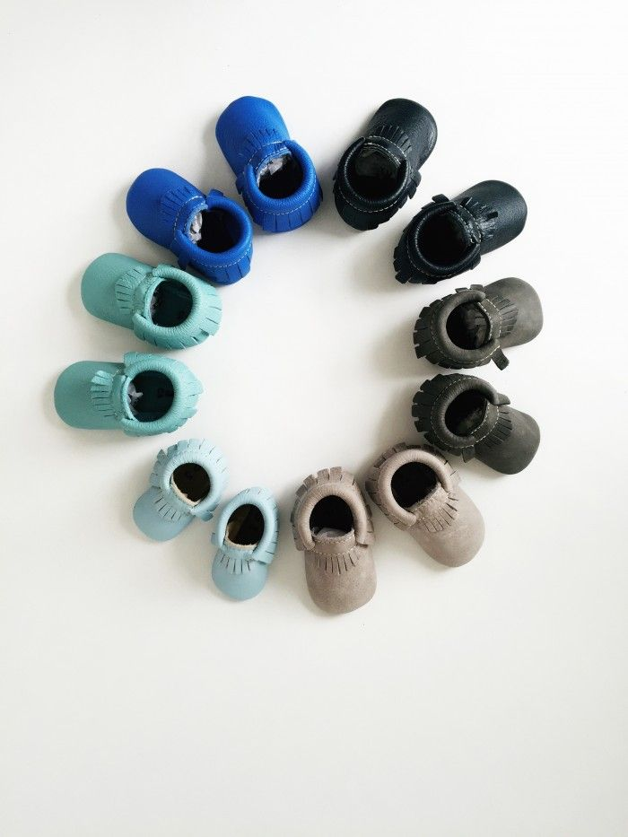It's A Boy! Freshly Picked Moccs giveaway