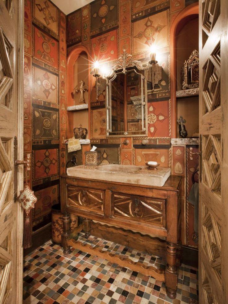 The Best Asian Mosaic Tile Ideas On Pinterest Small Bathroom