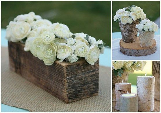 Western Party Centerpieces Ideas   outdoor party centerpiece ideas   Western Theme