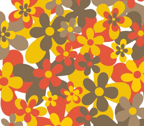 1960s wallpaper patterns - photo #15