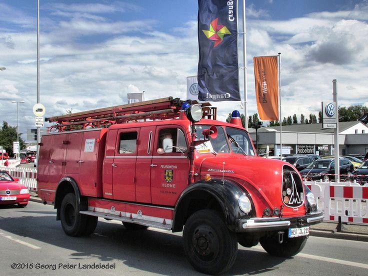 Alle Größen | Feuerwehr Magirus Deutz - Wanne-Eickel Cranger Kirmes_9391_2015-08-15 | Flickr - Fotosharing!