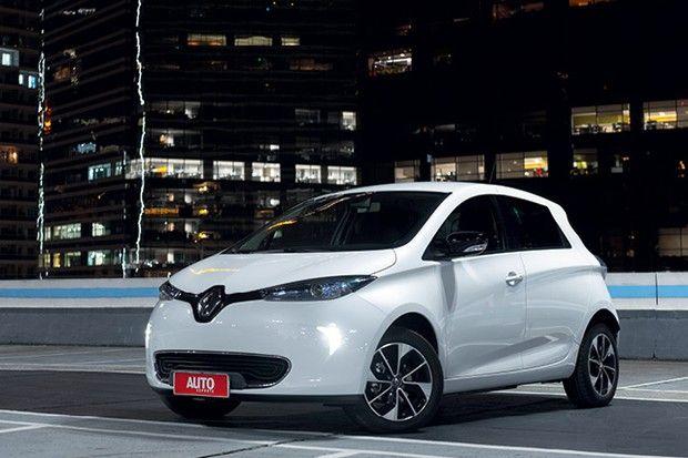 Renault Zoe Eletrico Tem Acabamento De Clio E Preco De Jeep