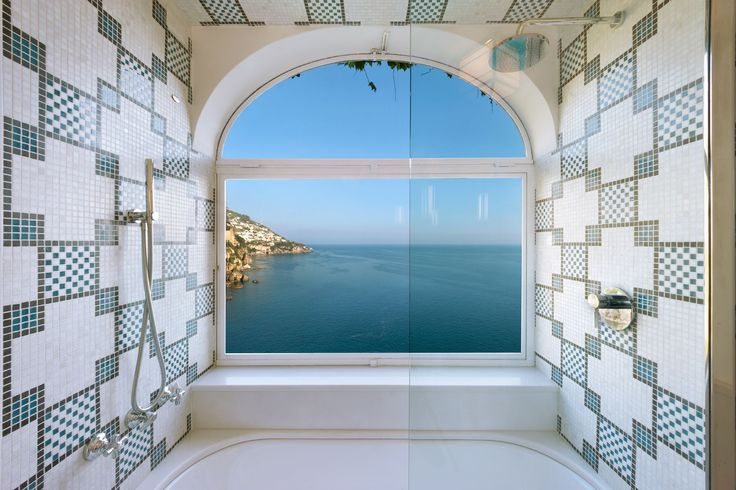 "Every room with a ""private"" sea view"