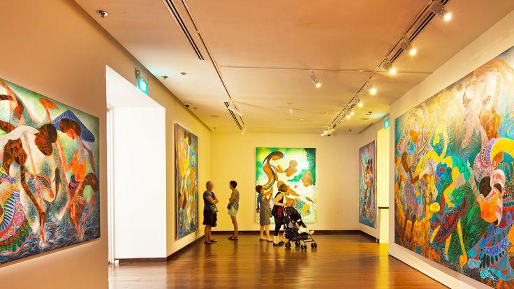 National University of Singapore Museum Educational Tour