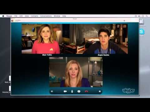 1) Web Therapy - Long Distance Lovers (Darren, Lisa Kudrow and Mae Whitman)