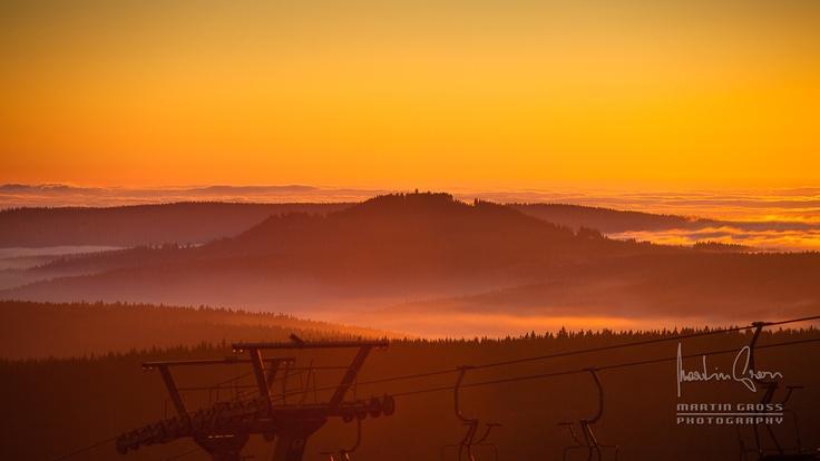 Klínovec - © 2012 MARTIN GROSS PHOTOGRAPHY