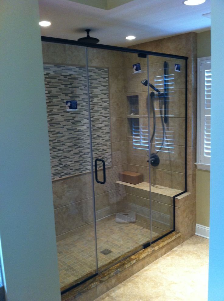 Best 25 Custom Shower Doors Ideas On Pinterest Custom