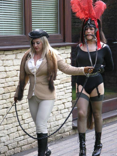 Lesbians bound gagged