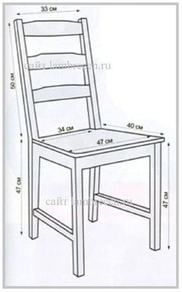 чехлы на стулья своими руками выкройки РУЧНАЯ РАБОТА