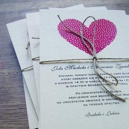 Zaproszenia ślubne, oryginalne zaproszenia ślubne, kartki świąteczne - ZAPROSZENIA ŚLUBNE