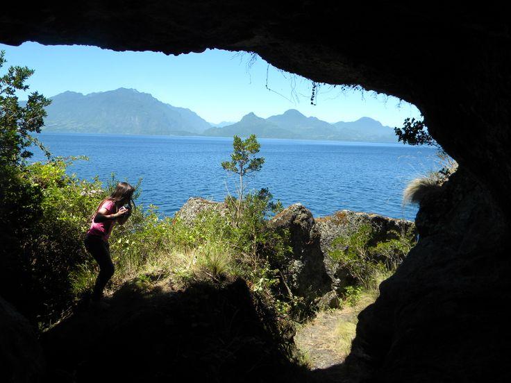 Isla Huapi, Chile