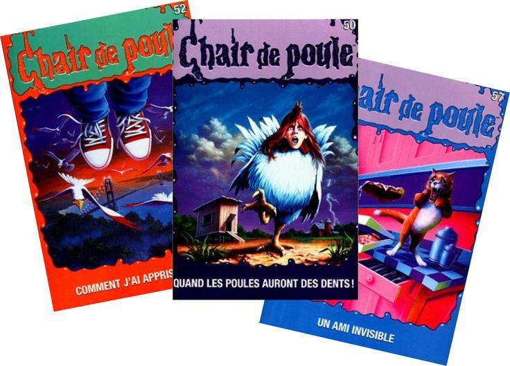 Chair de Poule: Chair de Poule et le Québec