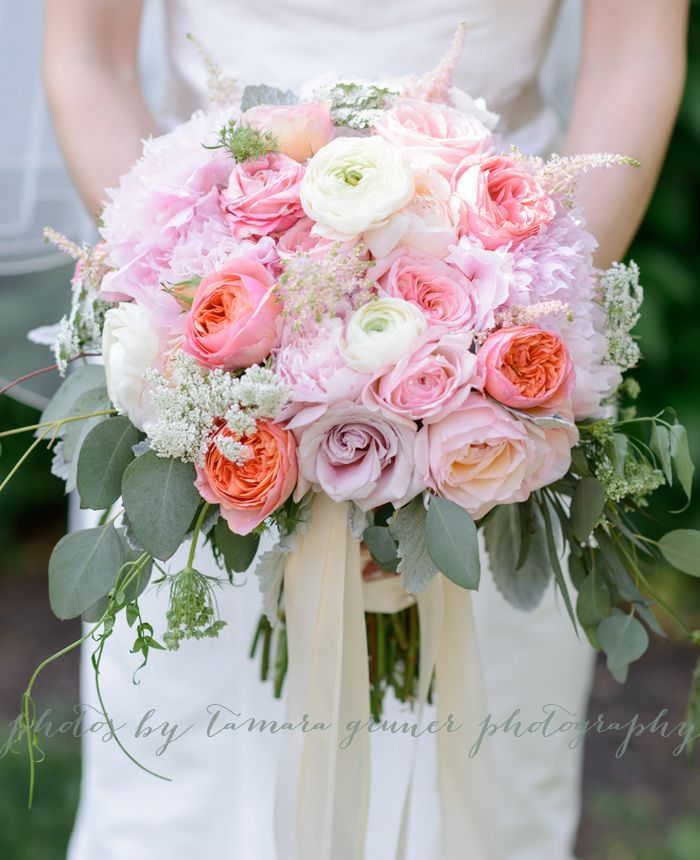 Bridal Bouquets Using Peonies : Lush flower arragnements google search fab florals