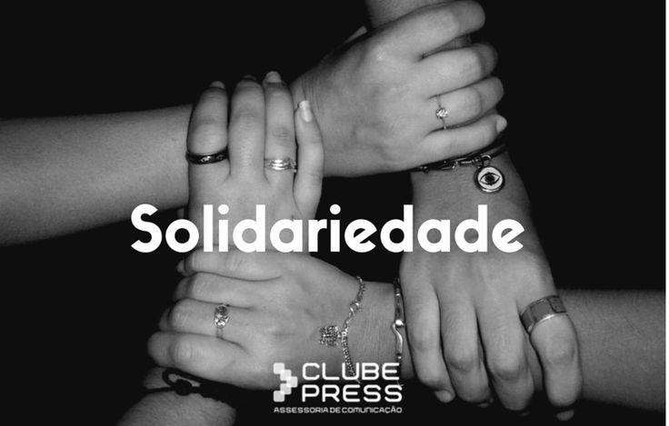 Clube Press Assessoria de Imprensa Salvador Bahia - Solidariedade - Bahia