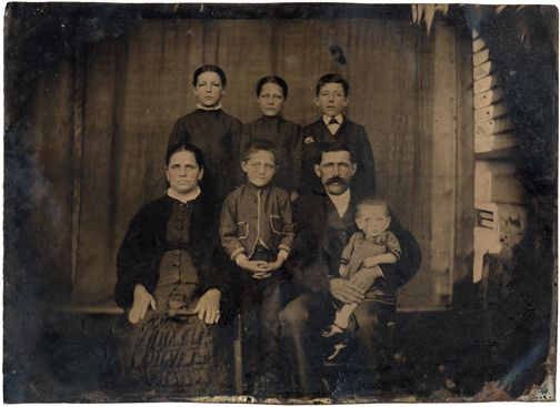 Dating and Identifying Your Old Family Photographs