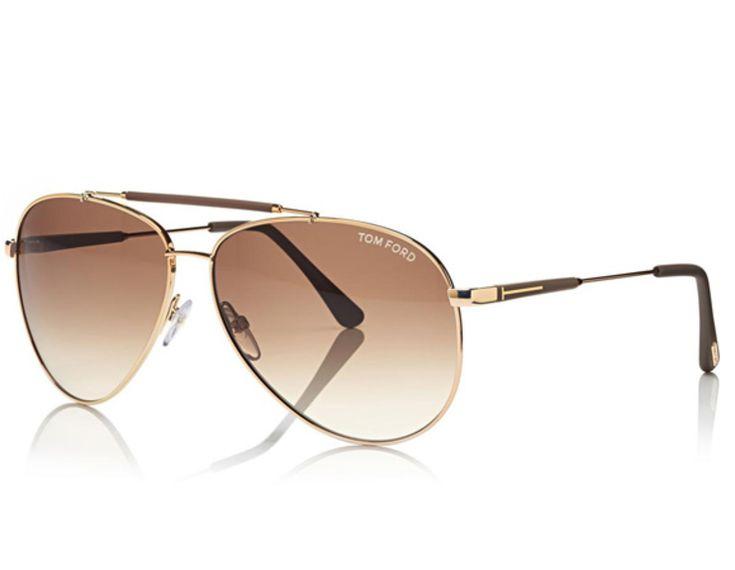 Tom Ford Rick Aviator http://www.menshealth.com/style/best-sunglasses-men?slide=4