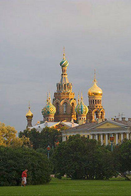 EUROPA - San Petersburgo (Rusia)