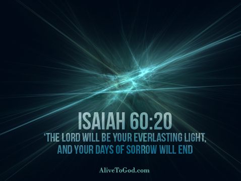 An everlasting light