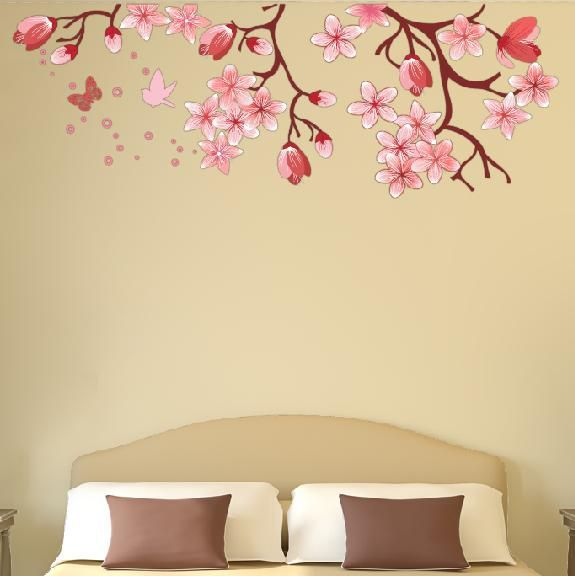Blossomed branch,  αυτοκόλλητο τοίχου,19,80 €,https://www.stickit.gr/index.php?id_product=2626&controller=product